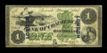 Canadian Currency: , Toronto, ON- The Canadian Bank of Commerce $1 May 1, 1867 Ch. #75-10-02a. ...
