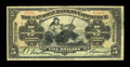 Canadian Currency: , Port of Spain, Trinidad- The Canadian Bank of Commerce $5 Mar. 1,1921 Ch. # 75-28-02. ...