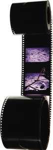 Explorers:Space Exploration, 70mm Film from the Apollo 11 Moon Landing. ...