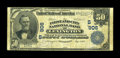 National Bank Notes:Kentucky, Lexington, KY - $50 1902 Date Back Fr. 673 The First & City NBCh. # (S)906. ...