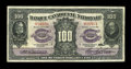 Canadian Currency: , Montreal, PQ- Banque Canadienne Nationale $100 Feb. 1, 1925 Ch. #85-10-10. ...