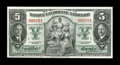 Canadian Currency: , Montreal, PQ- Banque Canadienne Nationale $5 Jan. 2, 1935 Ch. # 85-14-02. ...