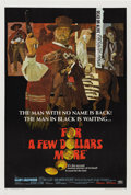 "Movie Posters:Western, For a Few Dollars More (United Artists, 1967). One Sheet (27"" X41"")...."