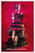 "Movie Posters:Rock and Roll, The Rocky Horror Picture Show (20th Century Fox, R-1985). One Sheet(27"" X 41"") Birthday Cake Style...."