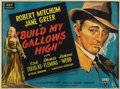 "Movie Posters:Film Noir, Out of the Past (RKO, 1947). British Quad (30"" X 40"")...."