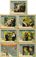 "Movie Posters:Adventure, The Flying Fleet (MGM, 1929). Title Lobby Card and Lobby Cards (6)(11"" X 14"").... (Total: 7 Items)"