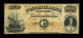 Canadian Currency: , Toronto, CW- The Colonial Bank of Canada $100 Ch. # 130-10-02-18R....