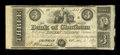 Canadian Currency: , Chatham, UC- The Bank of Chatham $3 Feb. 3, 1837 Ch. # 135-10-06. ...