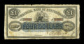 Canadian Currency: , Saint Johns, NF- Commercial Bank of Newfoundland $4 Mar. 1, 1882Ch. # 185-14-04. ...