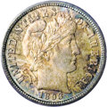 Barber Dimes: , 1893-S 10C MS67 PCGS. The 1892-S and 1893-S are perennial favoriteson the want lists of Barber dime collectors--while the ...