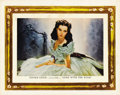 "Movie Posters:Academy Award Winner, Gone with the Wind (MGM, 1939). Lobby Card (11"" X 14"")...."