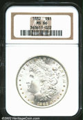 Morgan Dollars: , 1882 $1 MS66 NGC. An underrated Morgan Dollar in this ...