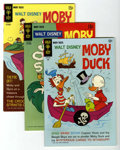 Bronze Age (1970-1979):Cartoon Character, Moby Duck Group (Gold Key/Whitman, 1968-78) Condition: AverageVF/NM.... (Total: 22 Comic Books)