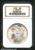 Morgan Dollars: , 1899 $1 MS67 NGC. The story of this issue is well-known ...