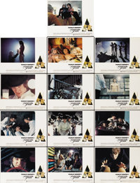 "A Clockwork Orange (Warner Brothers, 1971). Lobby Card Set of 13 (11"" X 14"").... (Total: 13 Items)"