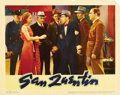 """Movie Posters:Crime, San Quentin (Warner Brothers, 1937). Lobby Card (11"""" X 14"""")...."""