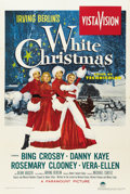 "Movie Posters:Musical, White Christmas (Paramount, 1954). One Sheet (27"" X 41"")...."