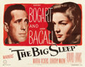 "Movie Posters:Film Noir, The Big Sleep (Warner Brothers, 1946). Half Sheet (22"" X 28"") Style A...."