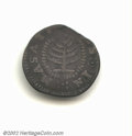 Colonials: , 1652 Pine Tree Shilling, Small Planchet VF30 Damage, ...