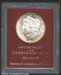 Additional Certified Coins: , 1883-S $1 Silver Dollar MS65 Redfield (MS61) Uncertified....