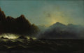 Fine Art - Painting, American:Antique  (Pre 1900), JAMES HAMILTON (Irish American 1819-1878). A Light Breeze.Oil on canvas. 30-1/2 x 45 inches (77.5 x 114.3 cm). Signed l...