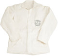 Golf Collectibles:Miscellaneous, 1950's-60's Ben Hogan Colonial Country Club Caddy Suit. This pristine white canvas jumpsuit was the official attire of the ...