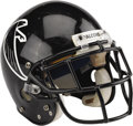 Football Collectibles:Helmets, Circa 1990 Deion Sanders Game Worn Helmet. Rookie-era headgear will almost certainly experience a serious surge in value wh...