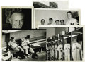 Baseball Collectibles:Photos, 1940's-50's Casey Stengel New York Yankees Wire Photographs Lot of5. Five great images of Casey at the height of his fame,...