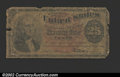 Fractional Currency:Fourth Issue, Fourth Issue 25c, Fr-1307, Fair. ...