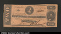 Confederate Notes:1862 Issues, 1862 $2 Judah P. Benjamin, T-54, VF-XF. ...