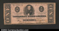 Confederate Notes:1863 Issues, 1863 $1 Clement C. Clay, T-62, AU. ...
