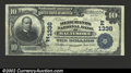 National Bank Notes:Maryland, Baltimore, MD - $10 1902 Date Back Fr. 616 Merchants NB...