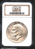 Eisenhower Dollars: , 1973-S $1 Silver MS66 NGC. Mintage: 869,400. The latest Coin ...