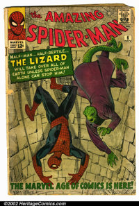 The Amazing Spider-Man Silver Age Low-Grade Lot (Marvel, 1964). Lot of low-grade early issues of AMAZING SPIDER-MAN, mos...