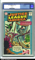 Silver Age (1956-1969):Superhero, Justice League of America #26 Bethlehem pedigree (DC, 1964). CGC VF+ 8.5 Off-white pages. Bethlehem collection. Overstreet ...