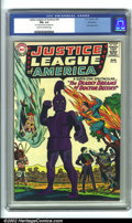 Silver Age (1956-1969):Superhero, Justice League of America #34 Bethlehem pedigree (DC, 1965). CGC FN+ 6.5 Cream to off-white pages. Cover detached from top s...