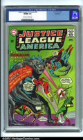 Silver Age (1956-1969):Superhero, Justice League of America #36 Bethlehem pedigree (DC, 1965). CGC VF/NM 9.0 Off-white to white pages. Bethlehem collection. O...