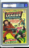 Silver Age (1956-1969):Superhero, Justice League of America #41 Bethlehem pedigree (DC, 1965). CGC VF/NM 9.0 Cream to off-white pages. Origin and first appear...