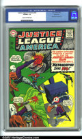 Silver Age (1956-1969):Superhero, Justice League of America #42 Bethlehem pedigree (DC, 1966). CGC VF/NM 9.0 Cream to off-white pages. Bethlehem collection. O...