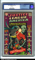 Silver Age (1956-1969):Superhero, Justice League of America #47 Bethlehem pedigree (DC, 1966). CGC VF- 7.5 Cream to off-white pages. Bethlehem collection. Ove...