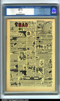 Golden Age (1938-1955):Humor, Mad #21 Gaines File pedigree 5/11 (EC, 1955). Gaines File Copy, #5 (of 11). CGC NM- 9.2 White pages. Overstreet 2001 NM 9.4 ...
