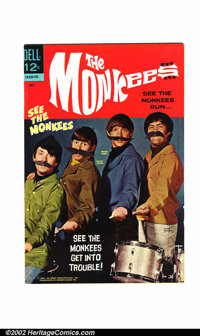 The Monkees #3 (Dell, 1967). Condition: VF-