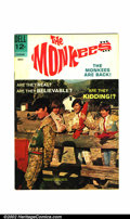 Silver Age (1956-1969):Humor, The Monkees #10 (Dell, 1968). Condition: FN+....