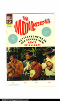 Silver Age (1956-1969):Humor, The Monkees #16 (Dell, 1968). Condition: FN+....