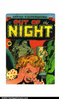 Golden Age (1938-1955):Horror, Out of the Night #2 (ACG, 1952). Condition: VG+....