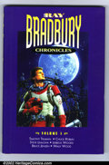 Modern Age (1980-Present):Science Fiction, Ray Bradbury Chronicles Vol. 2-7 (Byron Preiss, 1992). Hardback collection of comic book stories based on the writing of Ray...
