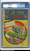 Golden Age (1938-1955):Funny Animal, Tiny Tot Comics #9 (EC, 1947). CGC VG/FN 5.0 Off-white to white pages. Overstreet 2001 FN 6.0 value = $56....