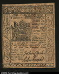 Colonial Notes:Delaware, Delaware May 1, 1777 20s Extremely Fine....