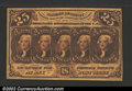 Fractional Currency:First Issue, First Issue 25c, Fr-1281, Choice CU. A lovely note with ...