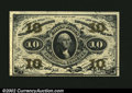 Fractional Currency:Third Issue, Fr. 1256 10¢ Third Issue Very Choice New. Fresh and origina...